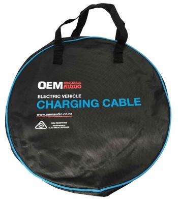 EV Power Carry Bag for EV cables