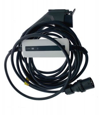 EV Power Type 1 Classic Plus Charger Cable 16 Amp 8 metre length.
